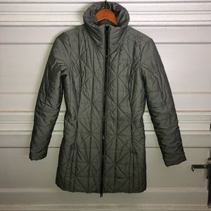 North Face Women's Winter Quilted Puffer Coat